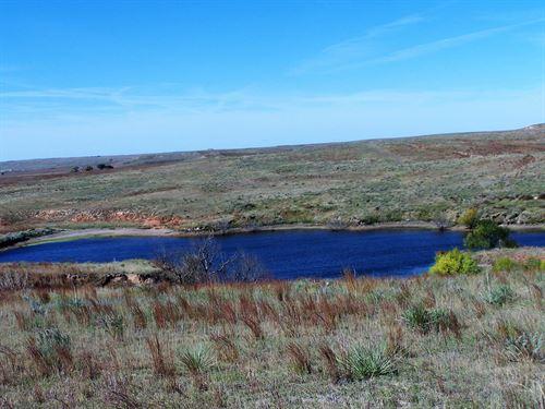 Seventy-Six Ranch In Meade Cnty Ks : Meade : Kansas