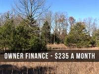 7 Acres With Power And Phone : Drury : Douglas County : Missouri
