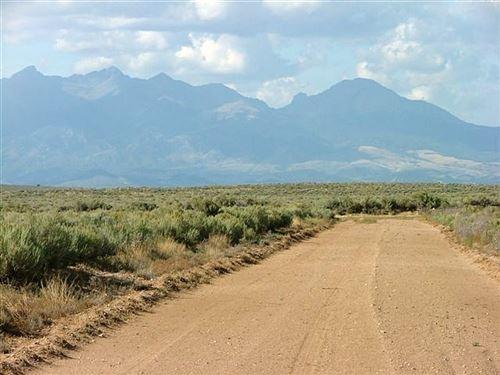 Colorado, Costilla County : San Luis : Crowley County : Colorado