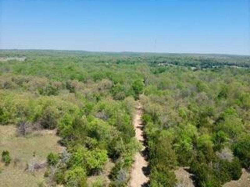 Beautiful Ranch 820 Acres : Coalgate : Coal County : Oklahoma