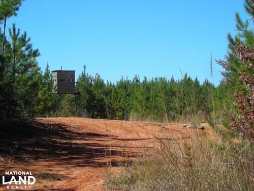 Edwards Rd, Timber Tract 190 Acres : Franklin : Heard County : Georgia
