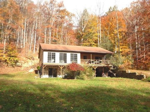 5 Acres W/49.79 M/L For Sale : Ivydale : Clay County : West Virginia