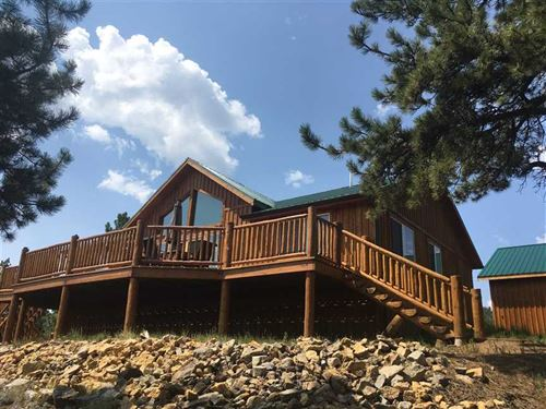 The High Country Horseman Property : Guffey : Park County : Colorado