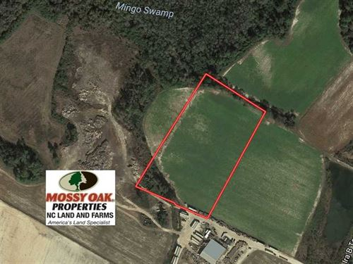 Under Contract, 6.6 Acres of Farm : Dunn : Sampson County : North Carolina