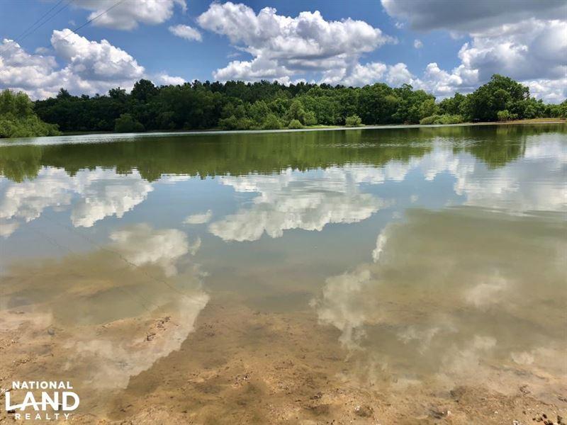 1,485 Acres High Fence Farm & ti : Mount Hermon : Washington Parish : Louisiana