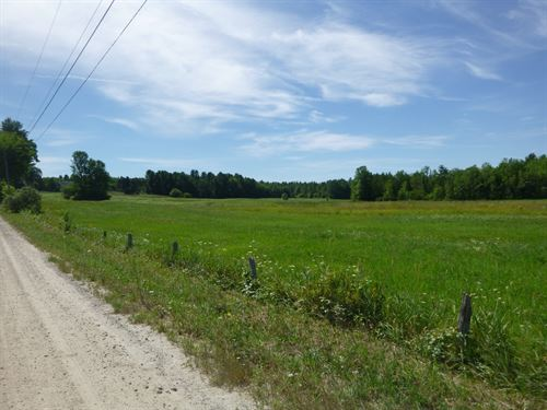Clark Farm - 142.6 Acres In Windham : Windham : Cumberland County : Maine