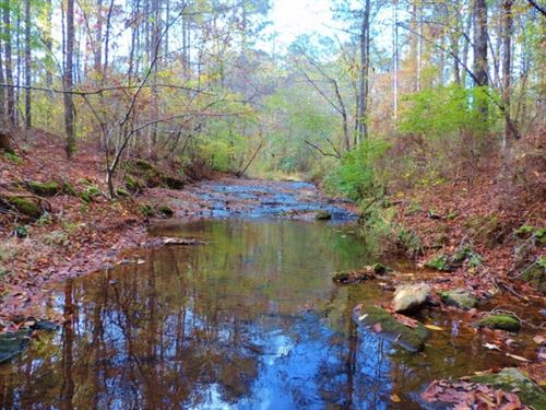 4 Br, Cabin/Big Creek & More : Jackson : Butts County : Georgia