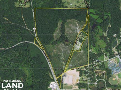 Asbury Road Tract : Temple : Carroll County : Georgia
