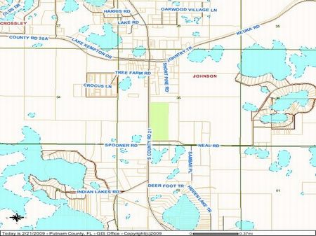 38 Acres Owner Says Sell (a-138) : Hawthorne : Putnam County : Florida