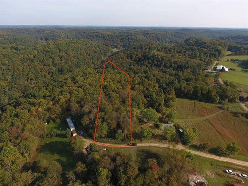 Houser Ln - 5 Acres : Kimbolton : Guernsey County : Ohio