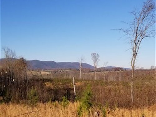 Great Investment & Smith Mtn Views : Gretna : Pittsylvania County : Virginia