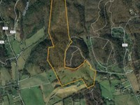 116 Acres - Emory Va : Glade Spring : Washington County : Virginia