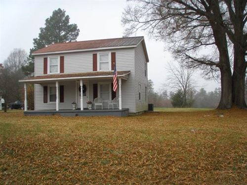 Beautiful Country Setting : Drakes Branch : Charlotte County : Virginia