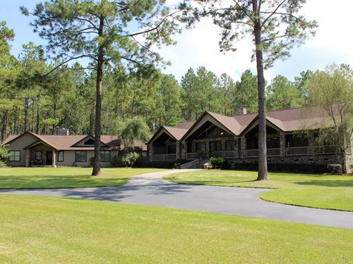 Unserwald- Land & Custom Home : Boston : Thomas County : Georgia