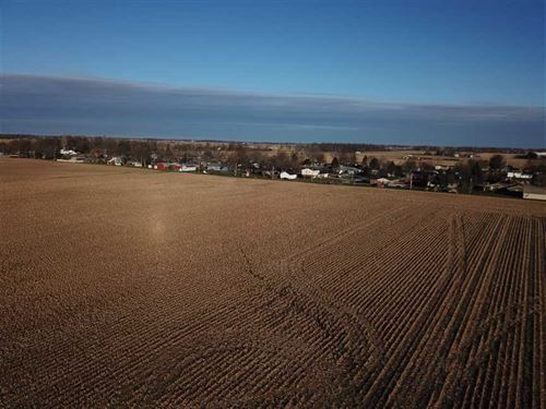 Land For Sale, Tipton County, Ind : Tipton : Indiana