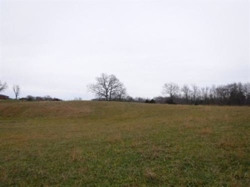 5+ Ac Totally Clear Open Pasture : Sparta : White County : Tennessee