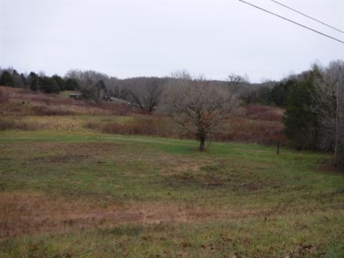 17.66Ac All Pasture From Level To A : Sparta : White County : Tennessee