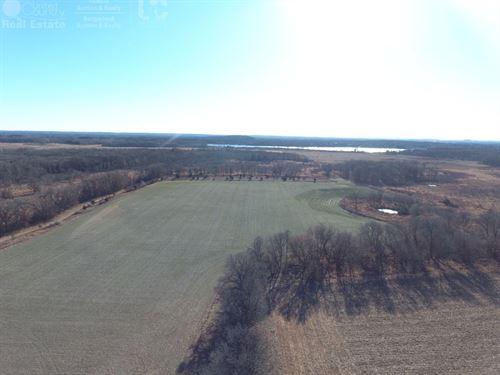 Farm Land With Tillable Acreage : Portage : Columbia County : Wisconsin