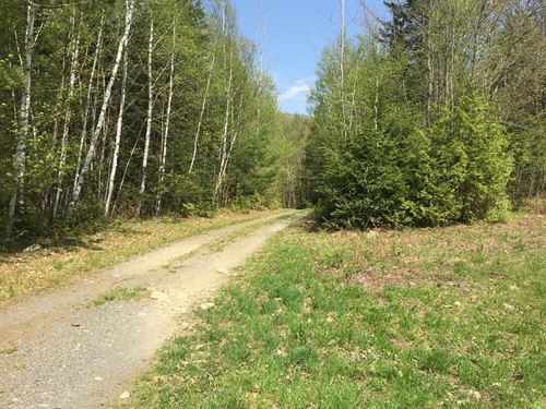 Guilford Tract : Guilford : Piscataquis County : Maine