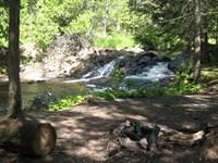 Gratiot River Road : Mohawk : Keweenaw County : Michigan