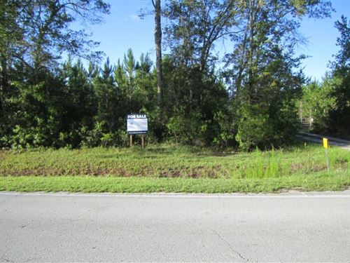CR 340 And E 231 : Gainesville : Alachua County : Florida