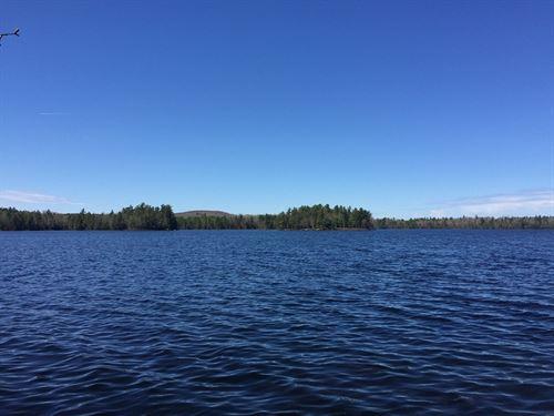 Chassie Tract Nash's Lake : Calais : Washington County : Maine