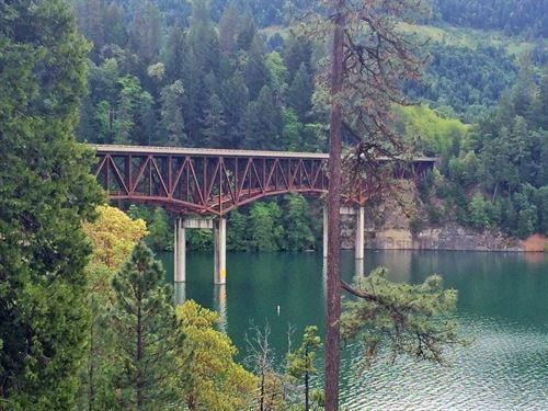 Lost Creek : Prospect : Jackson County : Oregon