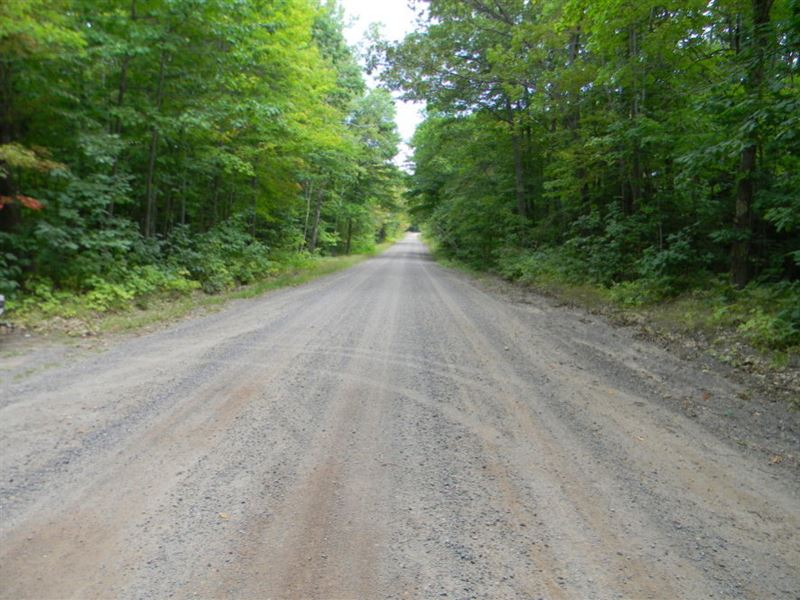 North Superior Road : Houghton : Houghton County : Michigan