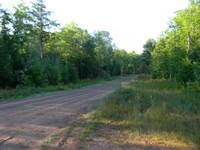Beartown Road : Baraga : Baraga County : Michigan