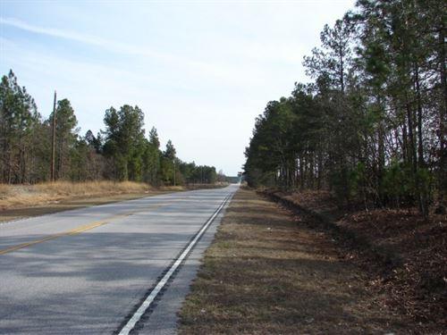 Anderson - 27 Acres : Bethune : Kershaw County : South Carolina