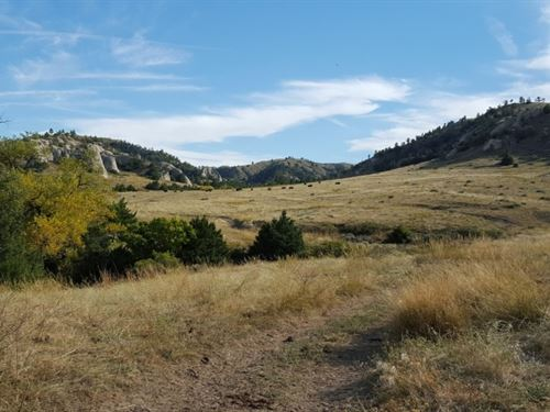 Wildcat Ranch : McGrew : Banner County : Nebraska