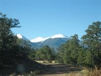 Borders Blm : Texas Creek : Fremont County : Colorado