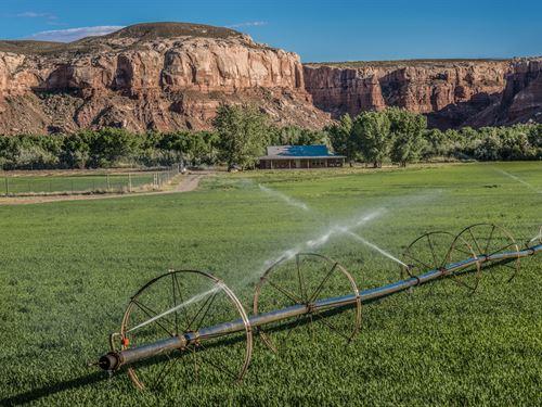 San Juan River Farm : Bluff : San Juan County : Utah