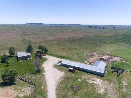 2101 Road 104 : Fort Laramie : Goshen County : Wyoming