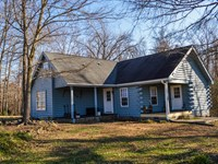 Secluded Cabin On 31 Acres : Spartanburg : Cherokee County : South Carolina