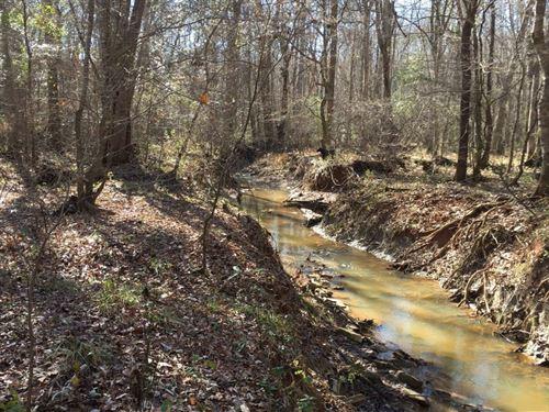 Barrow Creek : Lanett : Chambers County : Alabama