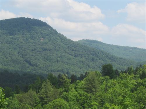 North Carolina Mountain Land : Union Mills : Rutherford County : North Carolina