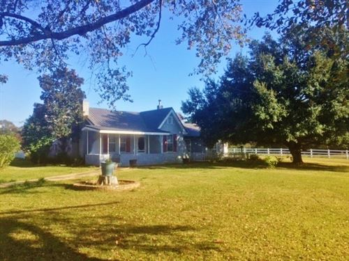 Country Home For Sale North Pike Sc : Ruth : Pike County : Mississippi