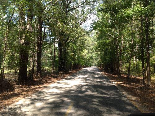 3-014 Line Creek Plantation 6.28 : Pike Road : Montgomery County : Alabama