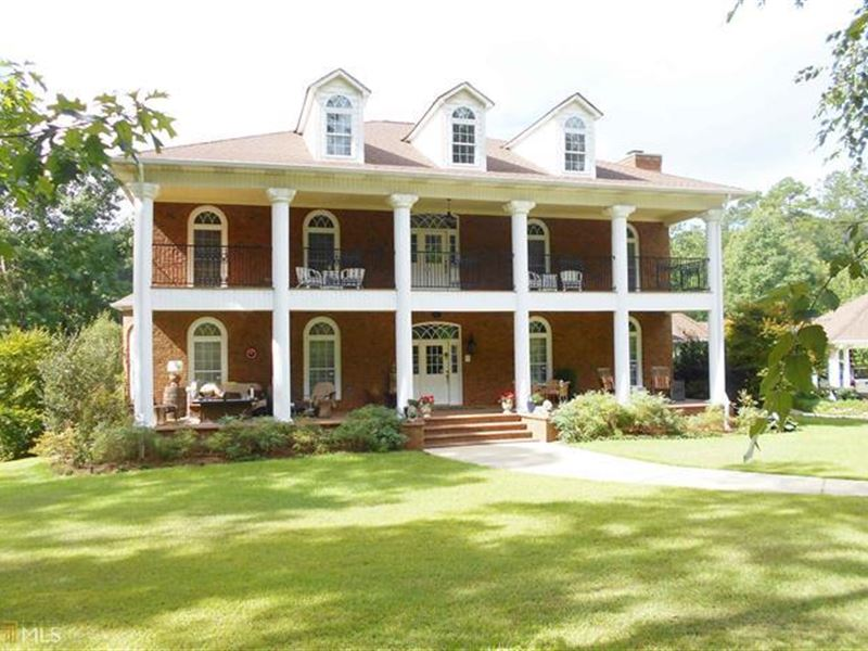 Custom built home over 7200 sq ft farm for sale shiloh for Custom built homes georgia