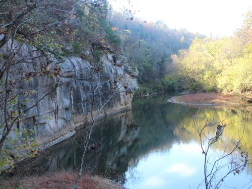Acreage On The Kings River : Huntsville : Madison County : Arkansas