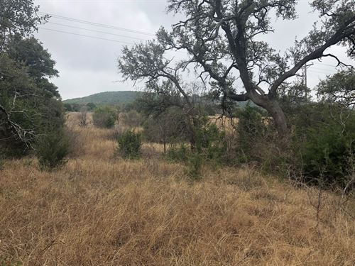 18 Ac With Views In Bell County, Tx : Killeen : Bell County : Texas