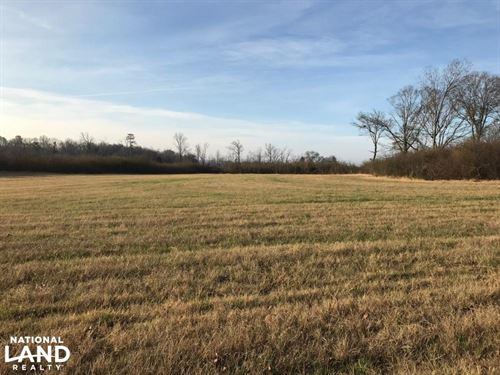 Mini Farm And Homesite : Townville : Anderson County : South Carolina
