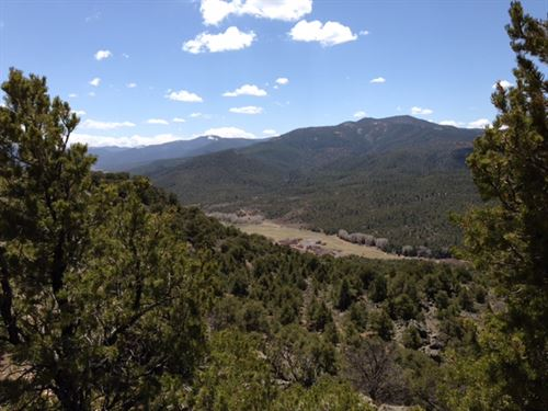 San Pedro Mesa Ranch : Costilla : Taos County : New Mexico