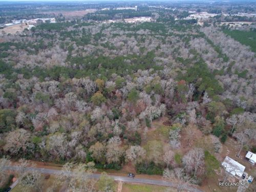 20.8 Ac - Wooded Home Site Tract In : Jasper : Texas
