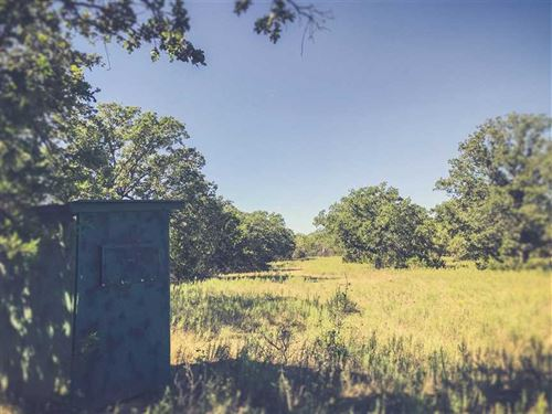 657 Acres of Prime Hunting And Onl : Mingus : Erath County : Texas
