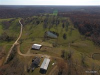 372 Ac, Cattle Ranch & Home : Climax Springs : Camden County : Missouri