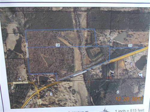 Development Land : Pontotoc : Mississippi