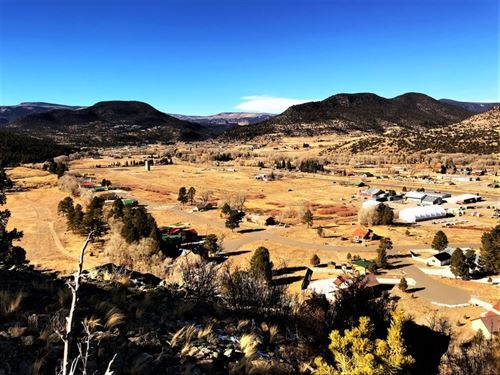 Willow Park, Lot 74 : South Fork : Rio Grande County : Colorado