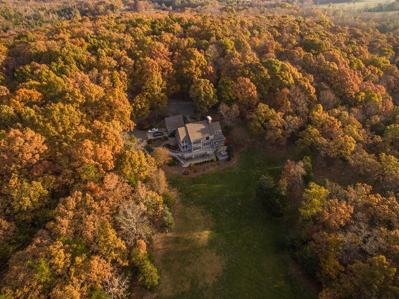 Hackney Farm : Siler City : Chatham County : North Carolina